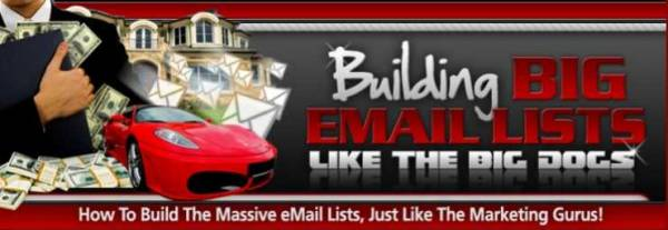 Build Massive eMail Lists Just Like The Marketing Gurus