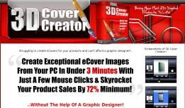 3D Cover Creator