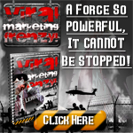 Viral Marketing Frenzy - A force so powerful, it cannot be stopped!