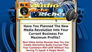 Audio Niche Riches