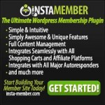InstaMember Membership Site